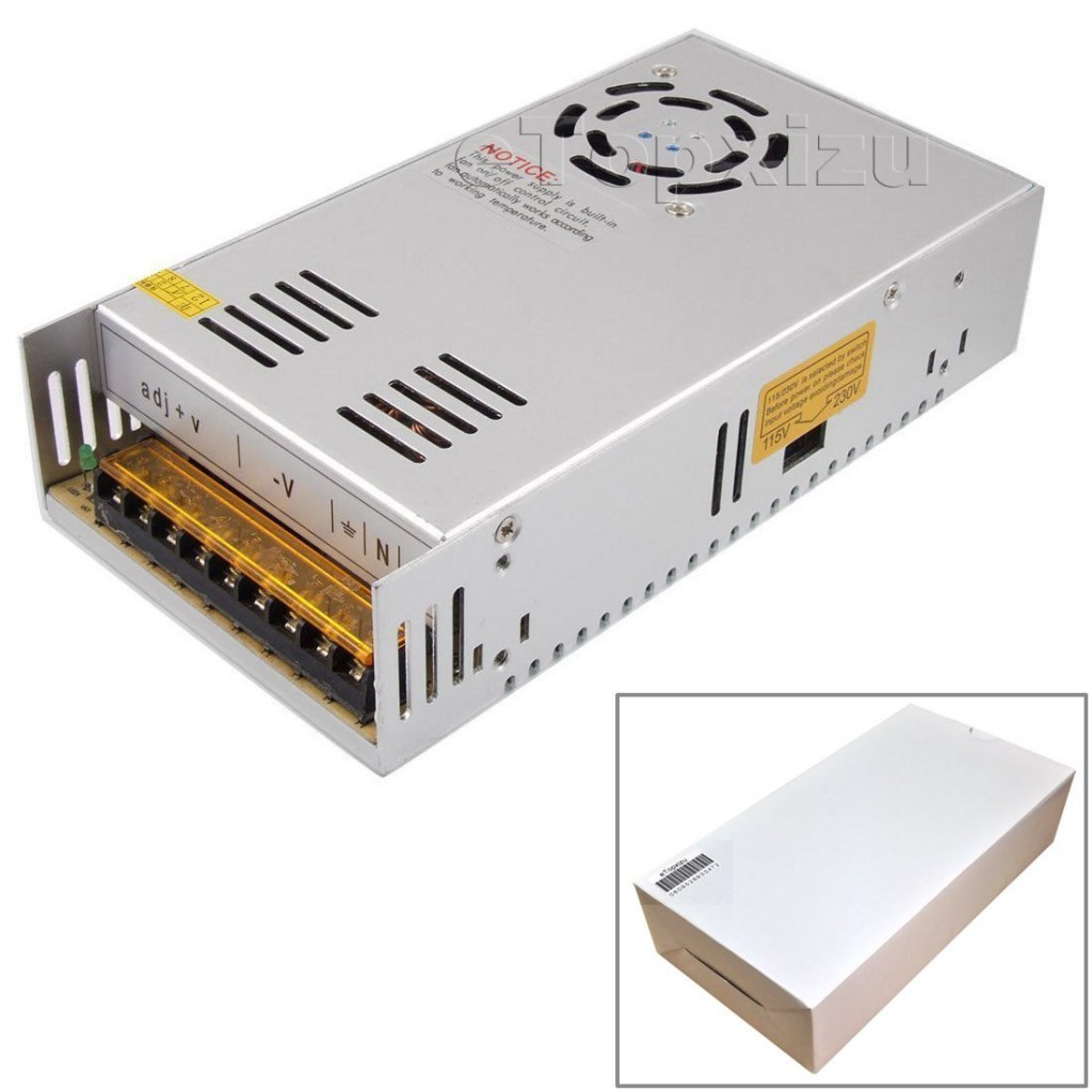 12v 30a Dc Universal Regulated Switching Power Supply