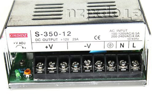 12v 30a Dc Universal Regulated Switching Power Supply copy