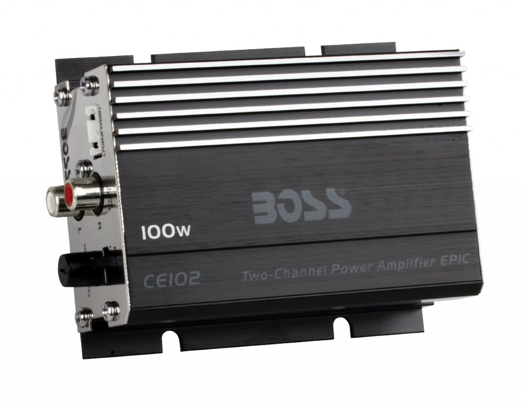 Boss 100 Watt amp