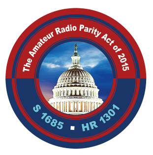 Amateur Radio Parity Act